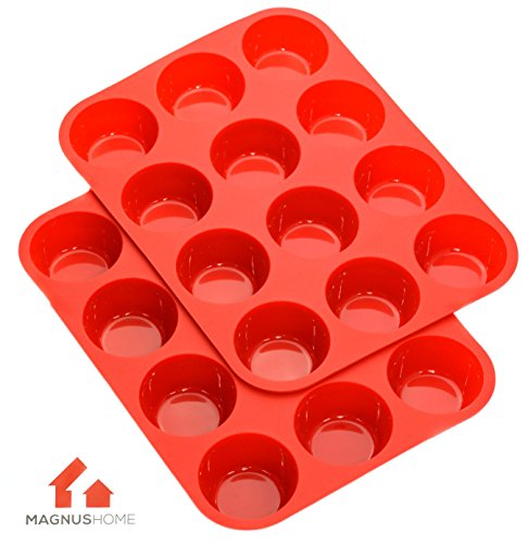 magnus-home-silicone-cupcakes-baking-tray-12-cups-silicone-non-stick-heat-and-stain-resistant-pan-tw