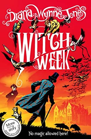 Witch Week (The Chrestomanci Series, Book