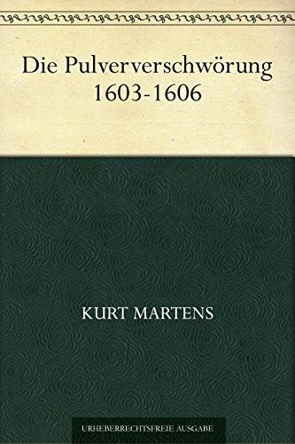 Die Pulververschwörung 1603-1606