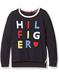 Tommy Hilfiger Hilfiger Mini Sweater L/s - Pull - Fille