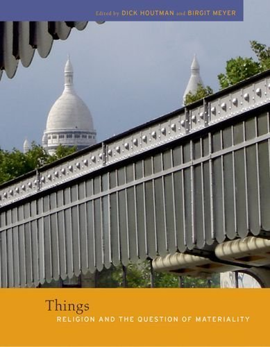Things: Religion and the Question of Materiality (Future of the Religious Past (FUP)) by Fordham University Press (2012-09-12)