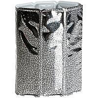 Vacu Vin - Enfriador para botellas de vino, color plata