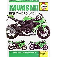 Kawasaki ZX-10R Service and Repair Manual: 2004-2010 (Haynes Service and Repair Manuals) by Matthew Coombs (2014-07-03)