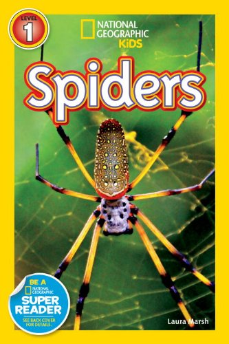 Spiders (National Geographic Readers)