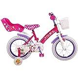 """Disney volare3142635,6cm """"Volare Minnie Maus Lernspiel"""" Deluxe Mädchen Fahrrad"""