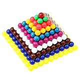 #10: Segolike Baby Development Toy Set Beads Building Montessori 1-10 Square Root Preschool Teaching Aids Learning Toy