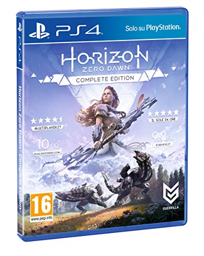 Horizon Zero Dawn - Complete Edition - PlayStation 4