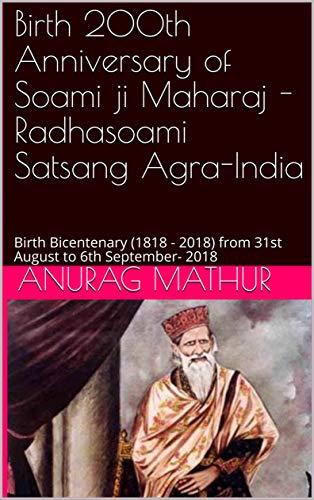 Birth 200th Anniversary of Soami ji Maharaj -Radhasoami