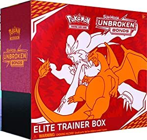 Pokémon POK80563 TCG: Sun & Moon 10 Unbreaked Bonds Elite Trainer Box