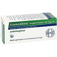 CromoHexal Augentropfen, 10 ml Lösung preisvergleich bei billige-tabletten.eu