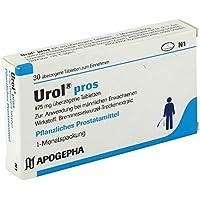 UROL PROS überzogene Tabletten 30 St Überzogene Tabletten preisvergleich bei billige-tabletten.eu