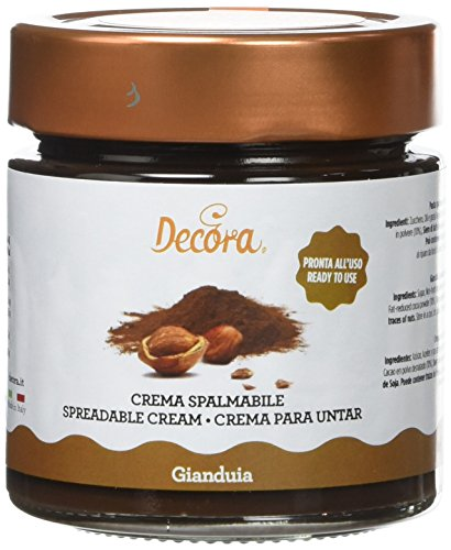 Decora Crème à Étaler Gianduja 230 g