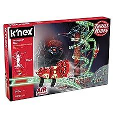 K'Nex-Grandi Giochi Web Weaver Roller Coaster,, GG01735
