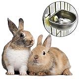 Haorw Kleintiere Wasserflaschen kaninchen tränke Wasser Zubringer Indoor Outdoor