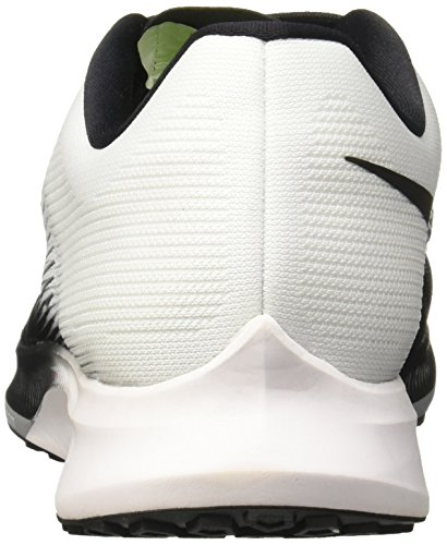 Nike Air Zoom Elite 9, Chaussures de Running Homme Multicolore (Noir/Discret/Blanc)