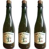 3 bottiglie di sidro semisecco