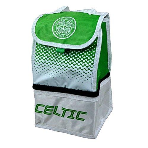 Boîte à déjeuner officielle Celtic FC - Enfant unisexe (Taille unique) (Blanc/Vert)
