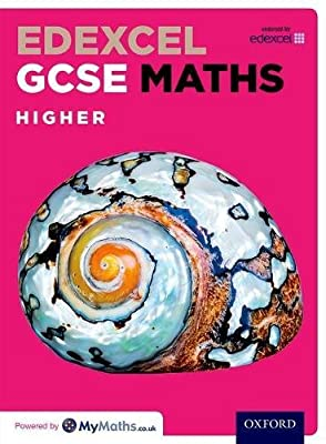 Edexcel GCSE Maths Higher Student Book by OUP Oxford
