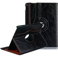 elecfan® Étui de protection pour iPad Mini 4 avec fonction support et aimant incorporé pour mise en veille/hors veille iPad Mini 4 noir