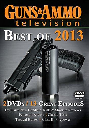 Guns & Ammo TV Best of Season 11 (2013) 2 DVD Set -