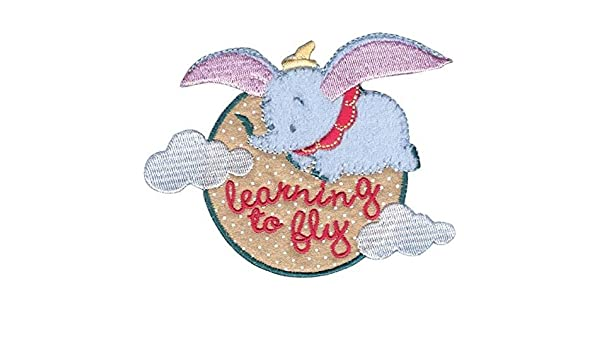 Disney Tinkerbell Quilted Iron On Applique