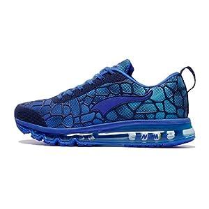 ONEMIX Schuhe Herren Damen Air Luftkissen Laufschuhe Sportschuhe Trainers für Männer Gym Sport Athletisch Jogging Fitness Sneaker