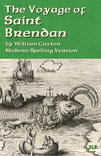 The voyage of saint brendan in a modern english version by simon the voyage of saint brendan in a modern english version by simon webb by fandeluxe Image collections
