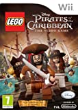 Lego Pirates of the Caribbean (Wii)[Importación inglesa]