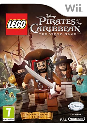 Lego Pirates of the Caribbean [import