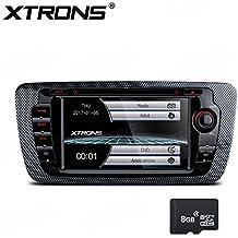 XTRONS 7 Inch HD Pantalla táctil Digital Coche estéreo in-Dash Reproductor de DVD con
