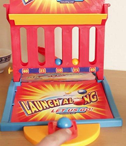 Brigamo 8739 – ☄ 4 gewinnt Activate,Geschicklichkeitsspiel für Kinder ☄ - 2