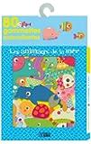 Boite a Gommettes : les Animaux de la Mer - De 3 à 5 ans