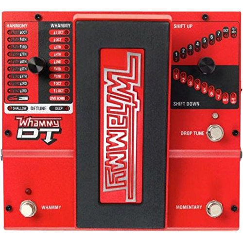 DigiTech Whammydtv-01 DT Drop Tune Guitar Effects Pedal (japan import)