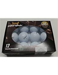 Masters 12 x Refinished Titleist ProV1