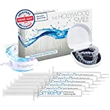 SmilePen Professional Kit & Whitening Accelerator/Bleaching Set | Homebleaching inkl. LED Lampe | Resultate wie beim Zahnarzt
