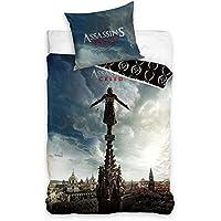 Assassin' S Creed Ubisoft biancheria da letto 160x 200cm asg163018