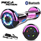 Mega Motion Hoverboard Self Balance Scooter Elettrico E1-6.5' Elettrico Segway - Bluetooth -...