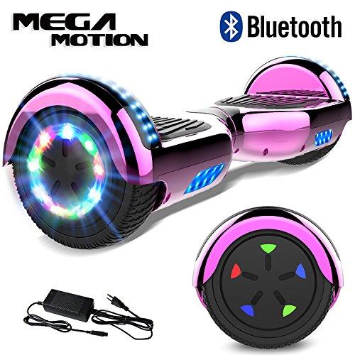 Mega Motion 6.5 Pouces Gyropode Balance Board,Scooter électrique...