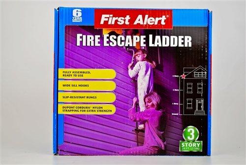 stöckiges Fire Escape Leiter