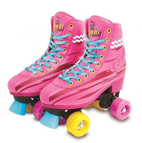 Soy Luna Light up patines roller training