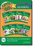 Let's Go: 4: Readers Pack: Reader Pack Level 4