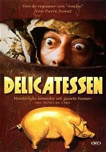 Delicatessen Affiche du film Poster Movie Épicerie fine (11 x 17 In - 28cm x 44cm) Danish Style A