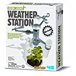 GREEN SCIENCE Weather Station, 8yrs+