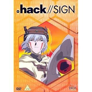 .Hack//Sign - Vol. 7 [Artbox] [Import anglais]