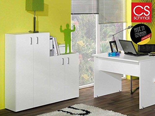 Büro-Kombi Set Möbel Schrank Aktenschrank Beistellschrank Büroschrank