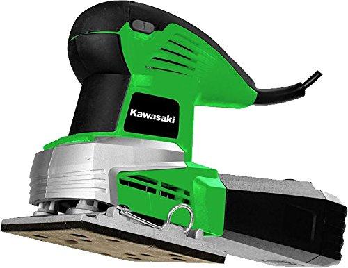 Kawasaki 65960 Lijadora Oscilante 240W 110x100mm-65960