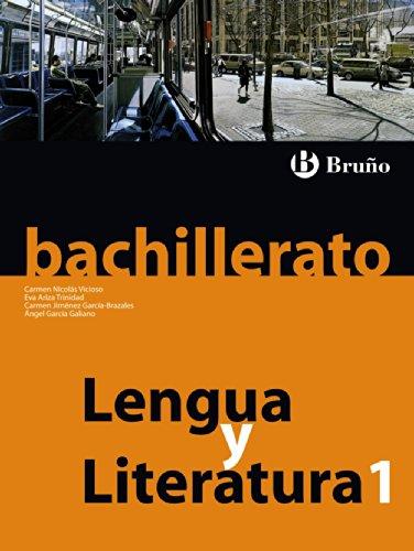Lengua y Literatura 1 Bachillerato - 9788421659830