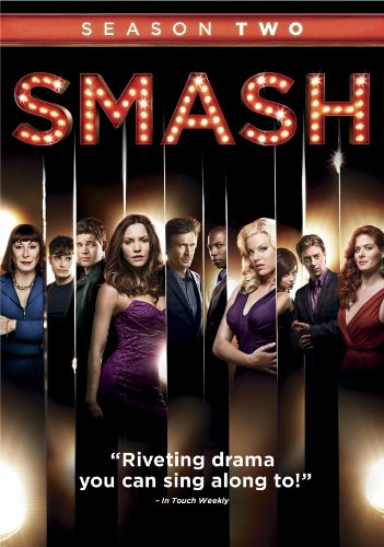 Smash: Season Two [DVD] [Import] (Dvd Tv-serie Smash)