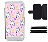 Leder Flip Case Samsung Galaxy S5 mini