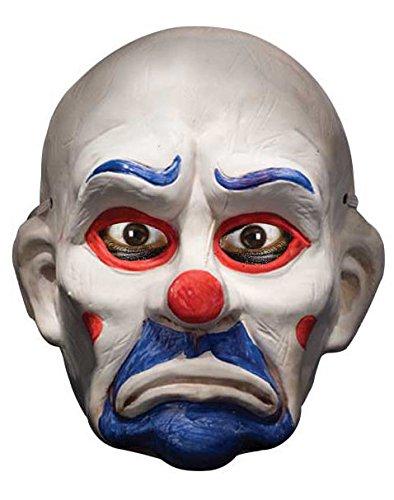 (Joker Maske aus Batman The Dark Knight - Latexmaske für Fasching und Halloween)